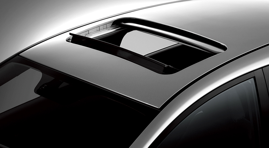 Kia Rio 4-door Exterior Sunroof